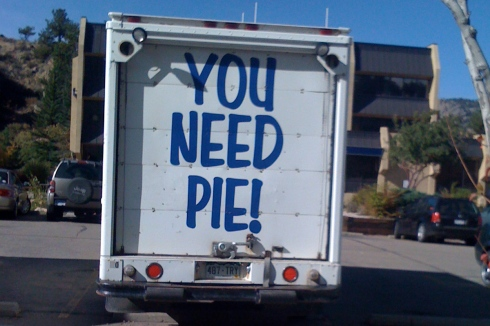 January 23, 2013National Pie Day